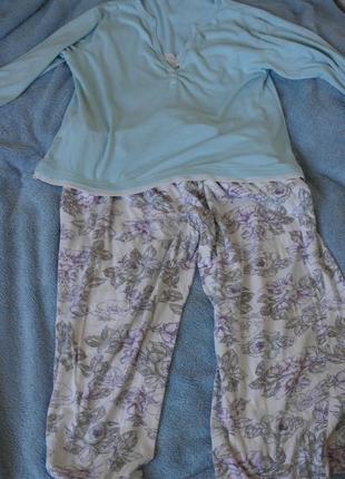 Пижама, костюм для дома, домашняя одежда