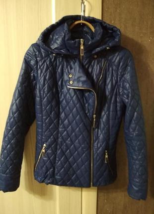 Куртка весна-осень размер 44-46.