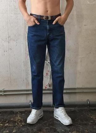 Очень плотные стильные джинсы