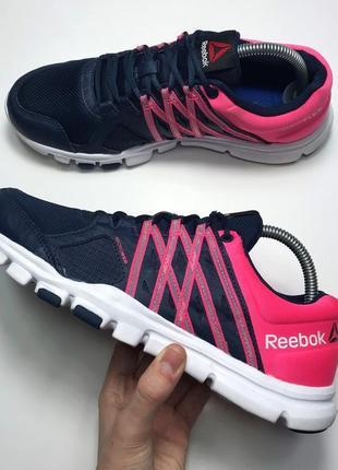 Спортивные кроссовки reebok yourflex trainette original 40.5 женские crossfit run air