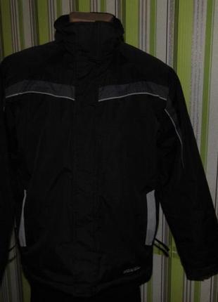 Куртка лыжная зимняя - mountain warehouse 13лет - сток!!! великобритания