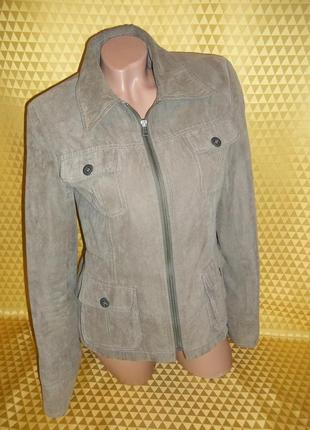 Женская велюровая куртка.