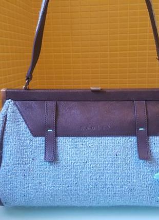 Стильная сумочка -саквояж radley original