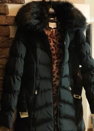 Американская зимняя женская куртка пуховик laundry by shelli segal. скидка!