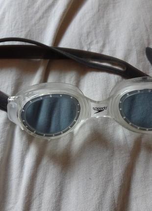 Очки для плаванья speedo подростковые