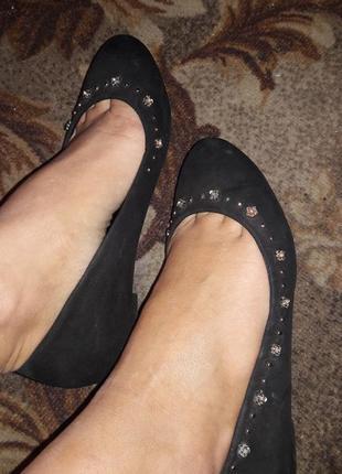 Туфли балетки 36 размер