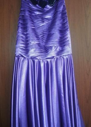 Выпускное платье.