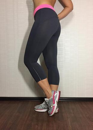 Женские лосины леггинсы тайтсы  капри workout