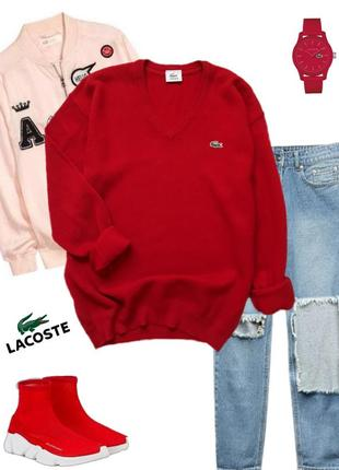 Пуловер от lacoste
