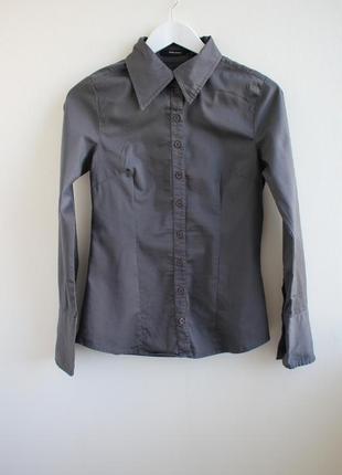 Базовая рубашка vero moda