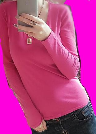 Яскраво рожева кофточка anni rolfi