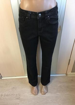 Чёрные джинсы при покупке от 3х вещей доставка укр.почтой бесплатно