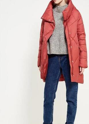 Куртка пальто теплая top secret