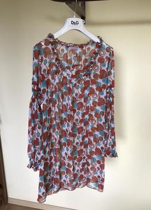 Красивое платье- туника