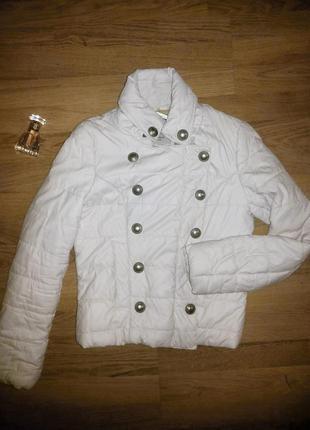 Куртка из кожзама, 42-44 р, s