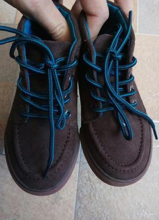 Ботинки джимбори 8ка 15.5см