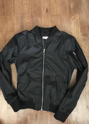 Куртка бомбер от h&m