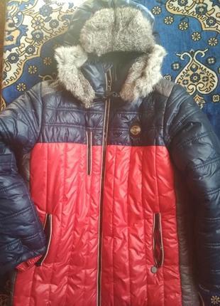 Очень классная куртка