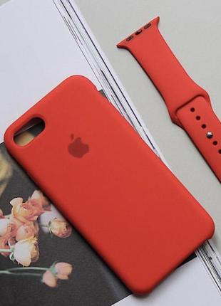 Чехол silicone case iphone xr /xs max /x/8 plus/7 plus/ 6 plus / 5s /se