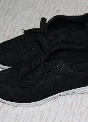 Кеды кроссовки new look 39 размер, стелька 25,5 см