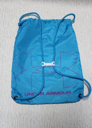 Фирменный спортивный рюкзак-мешок