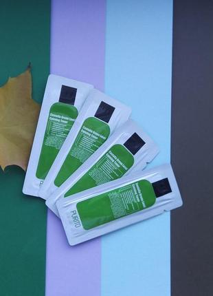 Успокаивающий тонер с центеллой и гамамелисом purito centella green level calming toner