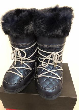 Зимняя обувь, сноубутсы, валенки