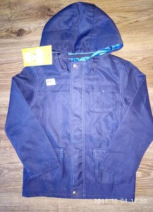 Качественная куртка lupilu 116