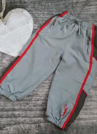 Спортивные штанишки rebel 2-3 года
