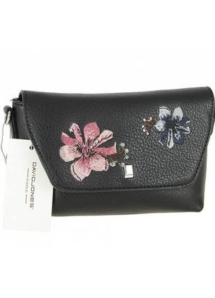 Женская сумка из экокожи david jones cm4066