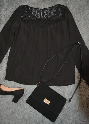 Блуза з кружевом фірми esmara