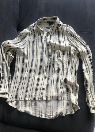 Рубашка сорочка topshop