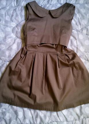 Платье - куколка