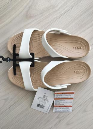 Crocs тапочки вьетнамки