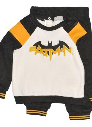 Новый спортивный костюм batman на байке для мальчика, original marines, 077035