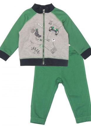 Новый зеленый спортивный костюм для мальчика, ovs kids, 125202