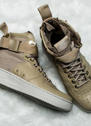 Кроссовки nike special field air force 1mid оригинал