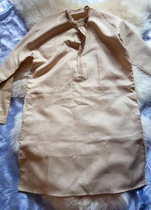 Рубашка туника блуза блузка