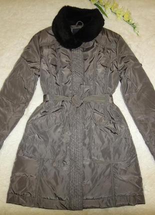 Демисезонная женская куртка, пальто jazlyn р. 48