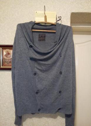 Молодежный свитерок кашемир пог 70