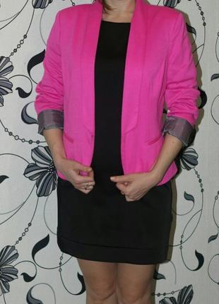 Крутой малиновый пиджак