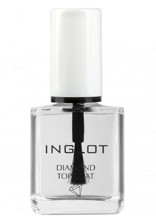 Закрепитель лака inglot diamond top coat