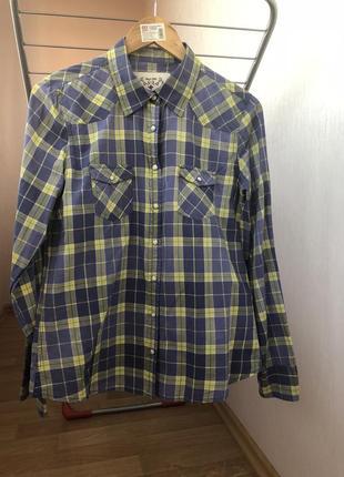 Рубашка хлопковая colin's