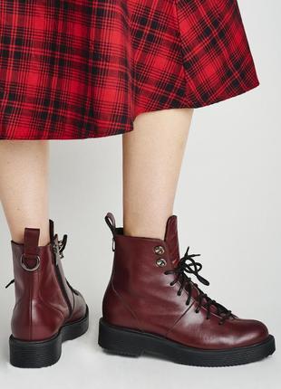 Ботинки осенне-зимние женские rylko  2pub0___ _zv7- новая коллекция осень-зима 2019