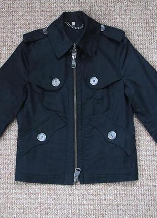 Burberry london женская куртка made in england оригинал (uk 8) сост.идеал 043b150e7ef