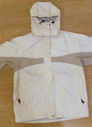 Утепленная куртка marks&spencer оригинал