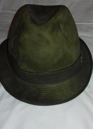 Мужская шляпа рыболова