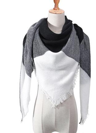 Платок шарф кашемир акрил