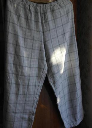 Брюки, пижамные штаны, домашние брюки, для дома