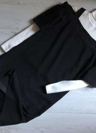 Платье на плечи f&f